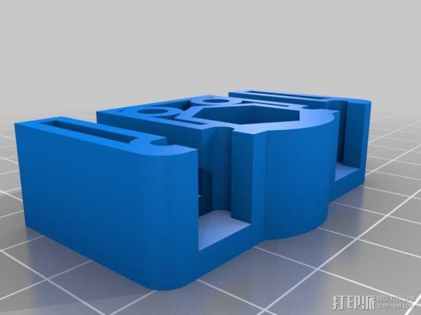 K8200/3Drag打印机模型 3D模型  图28