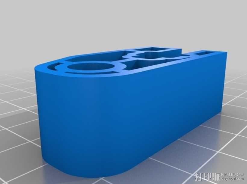 K8200/3Drag打印机模型 3D模型  图29
