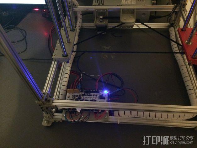 Openbeam打印机 3D模型  图8