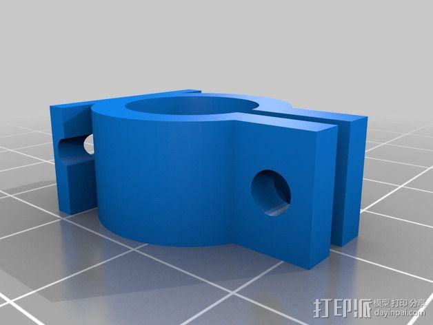 Openbeam打印机 3D模型  图10
