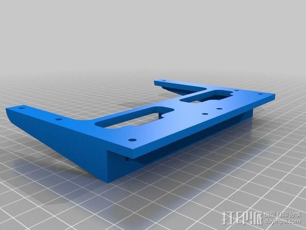 Openbeam打印机 3D模型  图11