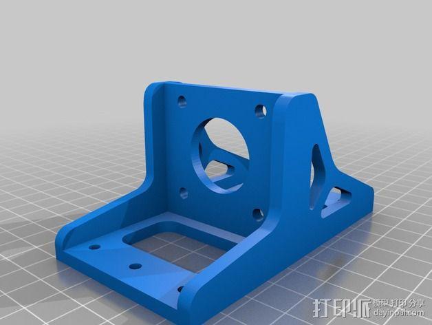 Openbeam打印机 3D模型  图14