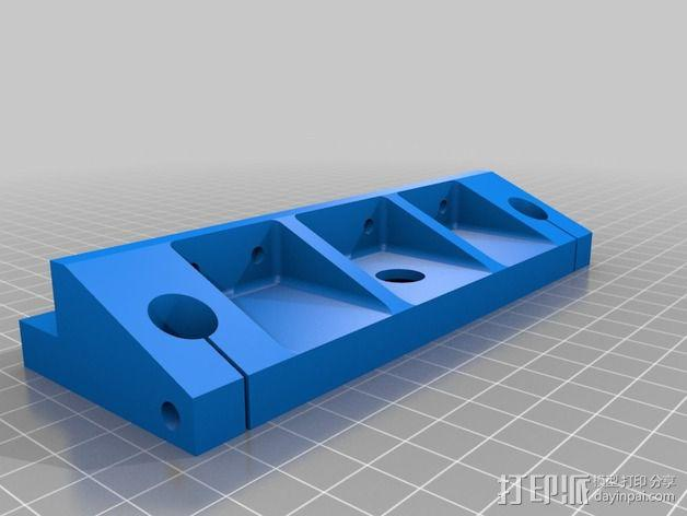 Openbeam打印机 3D模型  图15