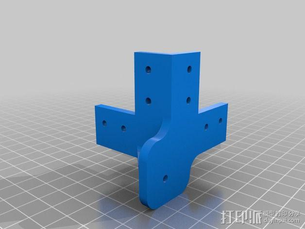 Openbeam打印机 3D模型  图17
