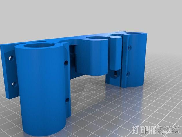 Openbeam打印机 3D模型  图19