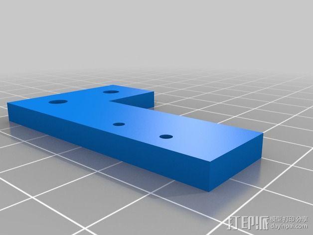 Openbeam打印机 3D模型  图18
