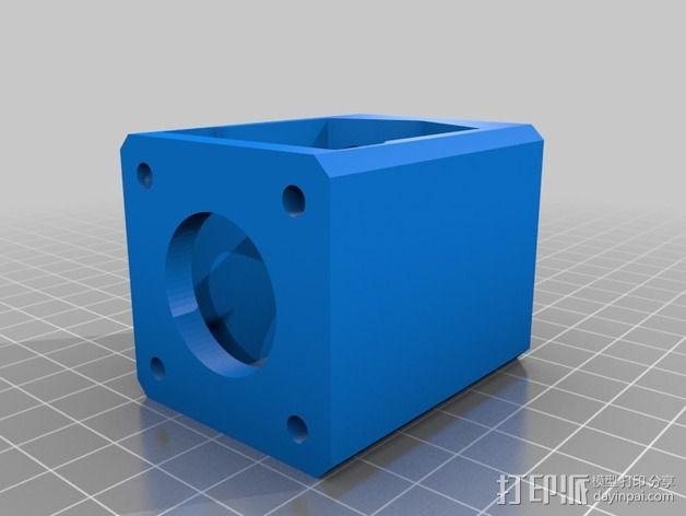 Openbeam打印机 3D模型  图21
