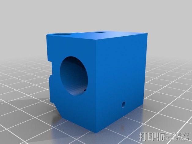 Openbeam打印机 3D模型  图20