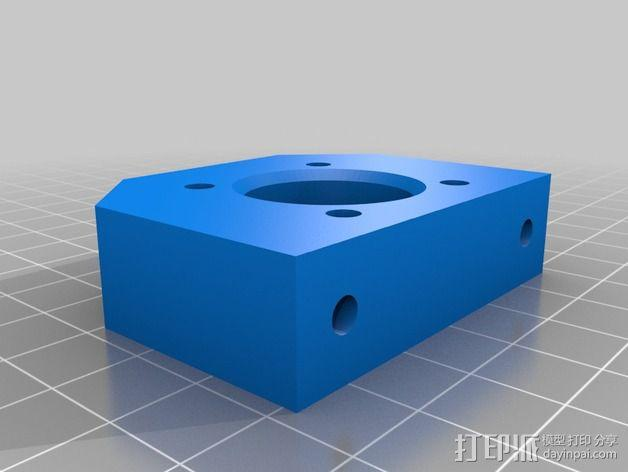 Openbeam打印机 3D模型  图22