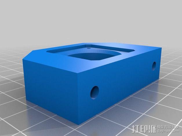 Openbeam打印机 3D模型  图23