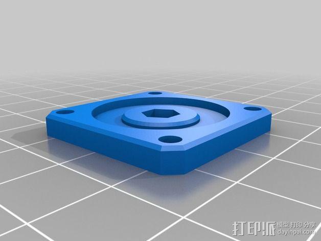 Openbeam打印机 3D模型  图24