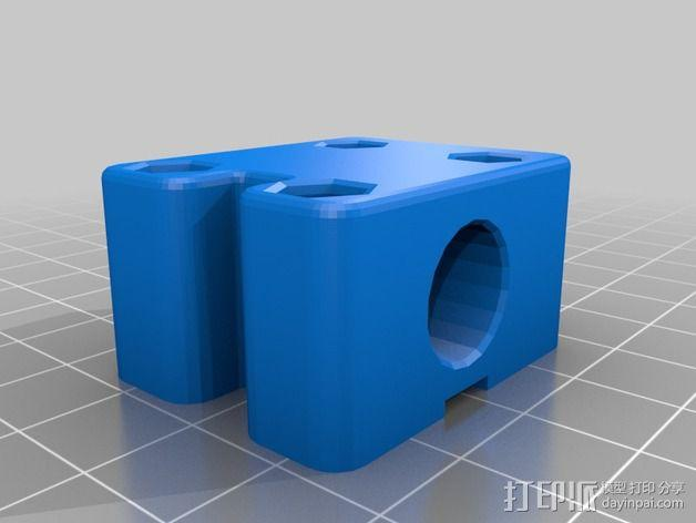 Openbeam打印机 3D模型  图26