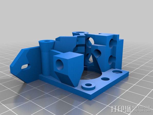Openbeam打印机 3D模型  图27