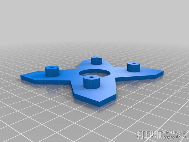 LYMAN材料挤出机 3D模型  图2