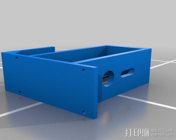 LYMAN材料挤出机 3D模型  图3
