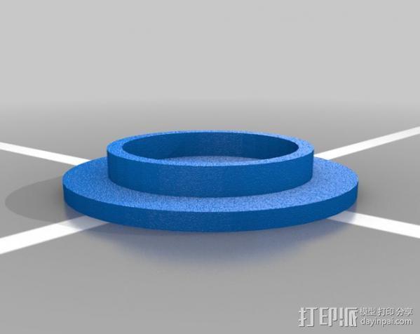 LYMAN材料挤出机 3D模型  图4