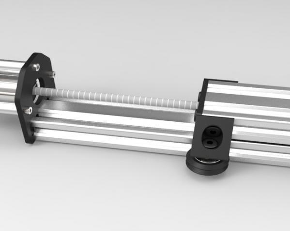 V形槽边角连接器  3D模型  图11