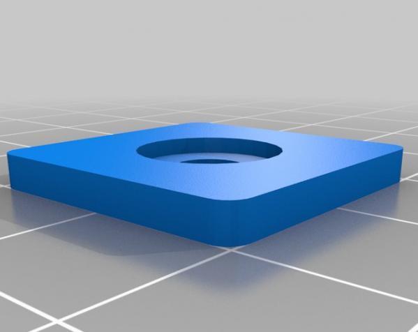 V形槽边角连接器  3D模型  图15