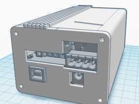 Ramps 1.4 打印机排风扇 3D模型