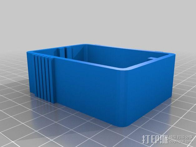 Ramps 1.4 打印机排风扇 3D模型  图2