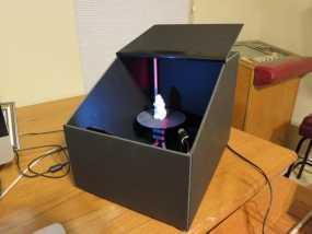 Fabscan 开源扫描仪 3D模型