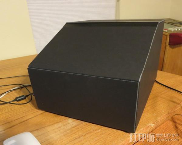 Fabscan 开源扫描仪 3D模型  图2