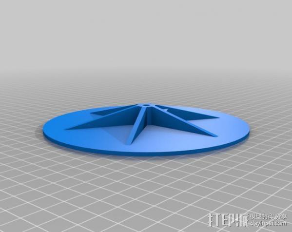 Fabscan 开源扫描仪 3D模型  图8