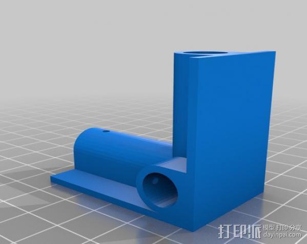 Fabscan 开源扫描仪 3D模型  图11