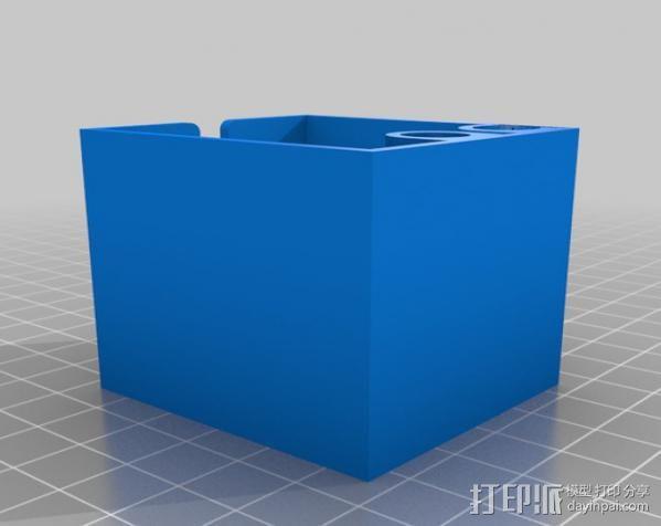 Fabscan 开源扫描仪 3D模型  图15