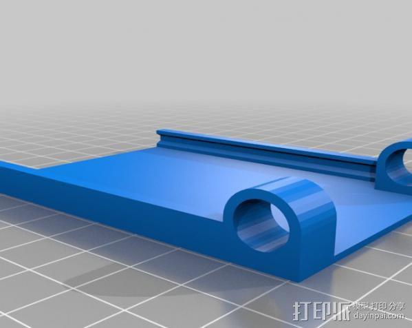 Fabscan 开源扫描仪 3D模型  图16