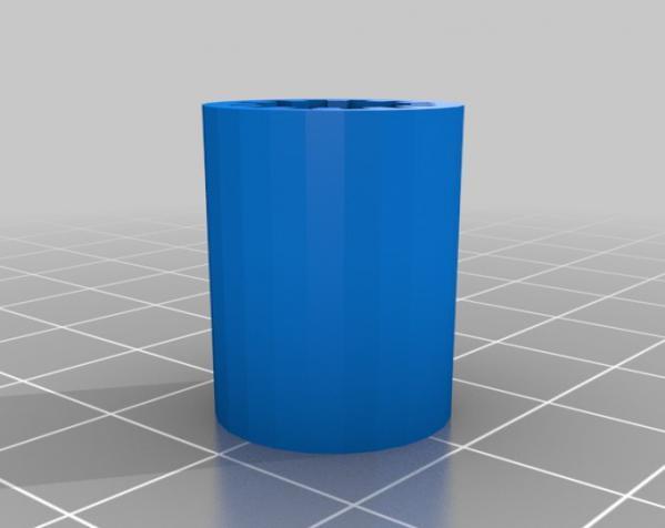 直线轴承 3D模型  图3