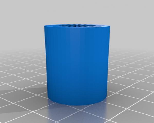 直线轴承 3D模型  图5