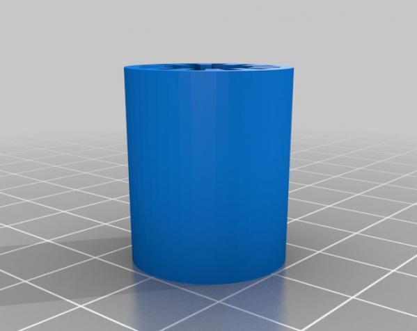 直线轴承 3D模型  图8