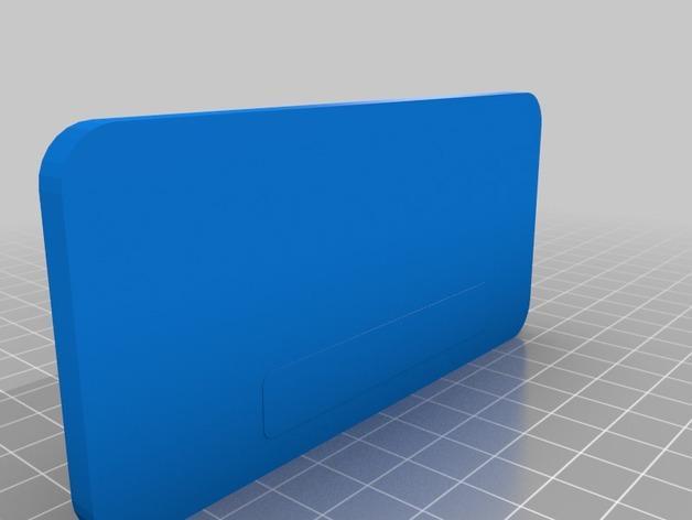 树莓派三录仪 3D模型  图9