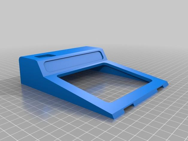 树莓派三录仪 3D模型  图8