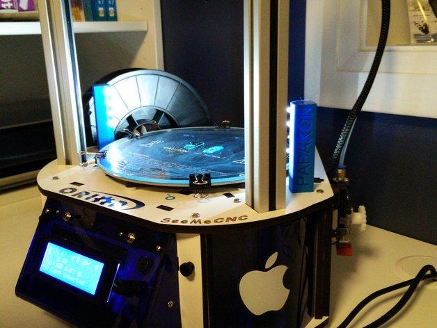 LED灯架 3D模型  图3