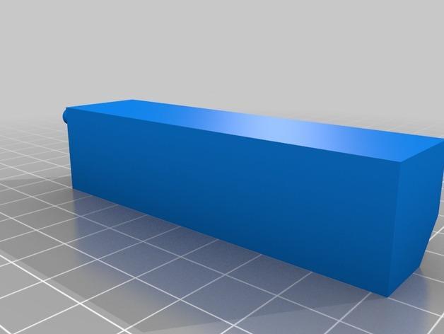 LED灯架 3D模型  图2