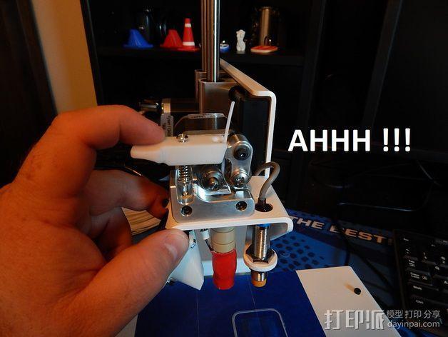 护指垫 3D模型  图4
