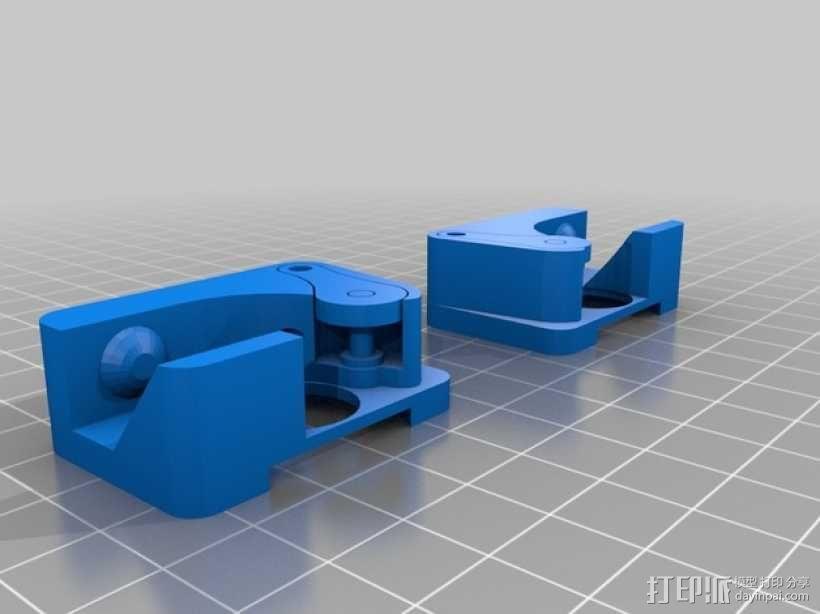 Replicator双重挤出机 3D模型  图1