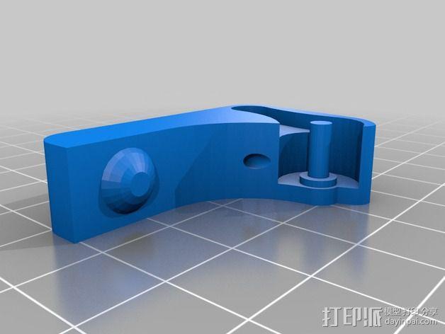 Replicator双重挤出机 3D模型  图3
