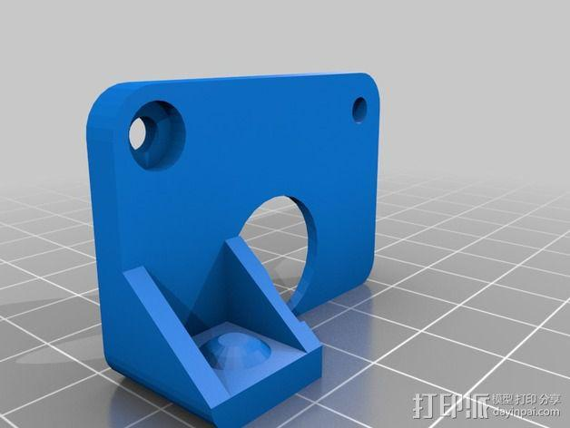 Replicator双重挤出机 3D模型  图2
