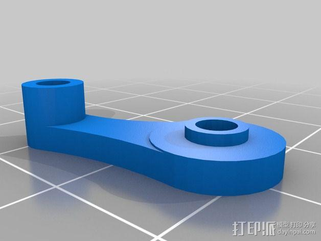 Replicator双重挤出机 3D模型  图6