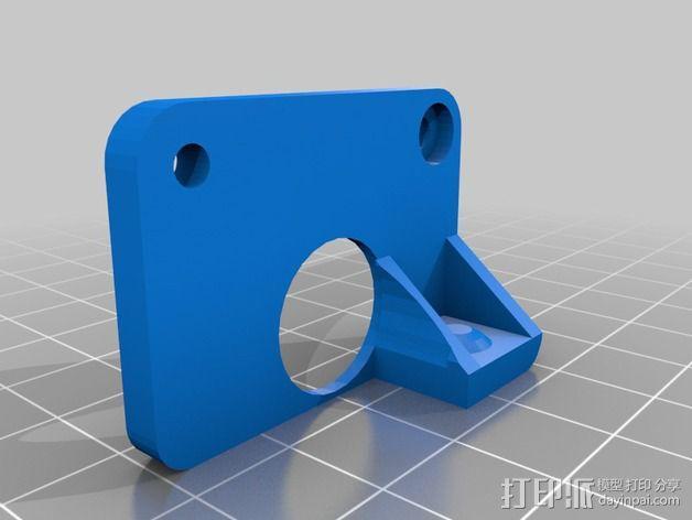 Replicator双重挤出机 3D模型  图4