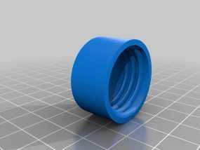 打印材料清洁器 3D模型