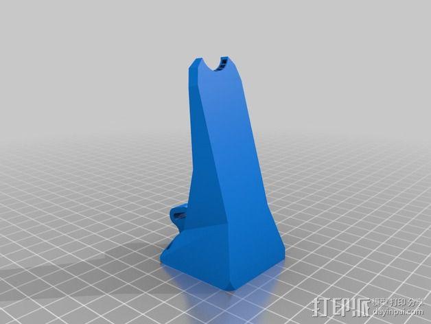 LUCAS 挤出机 3D模型  图2