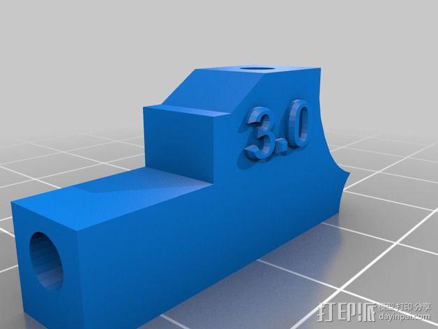 LUCAS 挤出机 3D模型  图6