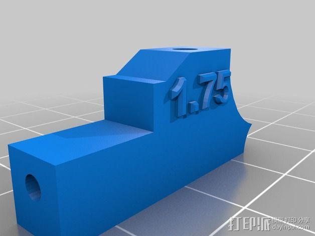 LUCAS 挤出机 3D模型  图7