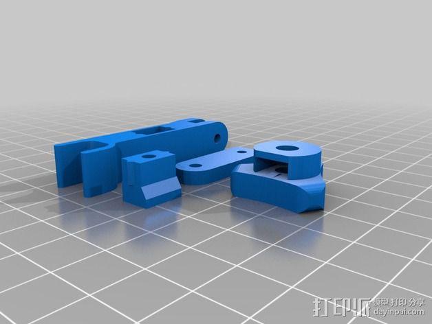 LUCAS 挤出机 3D模型  图9