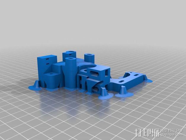LUCAS 挤出机 3D模型  图11