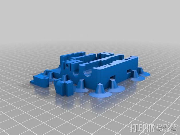 LUCAS 挤出机 3D模型  图14